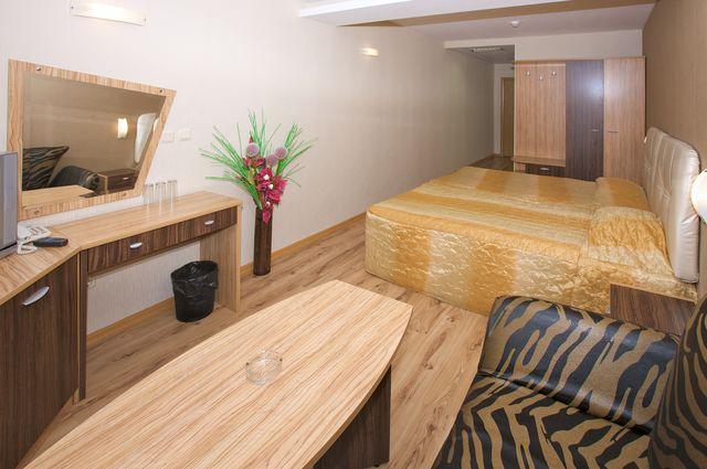 Kotva Hotel - SGL room